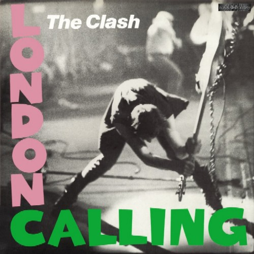 clash- london calling
